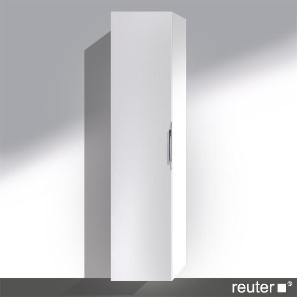 Reuter Kollektion System M01 Hochschrank Front weiß hochglanz Lack ...