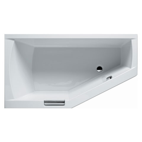 riho geta raumspar badewanne ausf hrung rechts ohne whirlsystem ba88005 reuter onlineshop. Black Bedroom Furniture Sets. Home Design Ideas