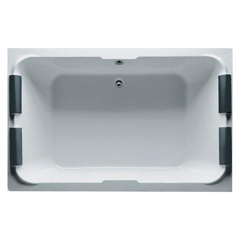 riho sobek rechteck badewanne f r 2 personen ohne whirlsystem bb28005 reuter onlineshop. Black Bedroom Furniture Sets. Home Design Ideas