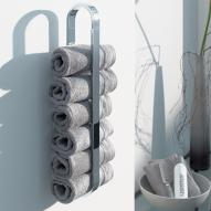 sam towel holder