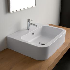 scarabeo next waschtisch aufsatz oder wandh ngemodell 8308 reuter onlineshop. Black Bedroom Furniture Sets. Home Design Ideas