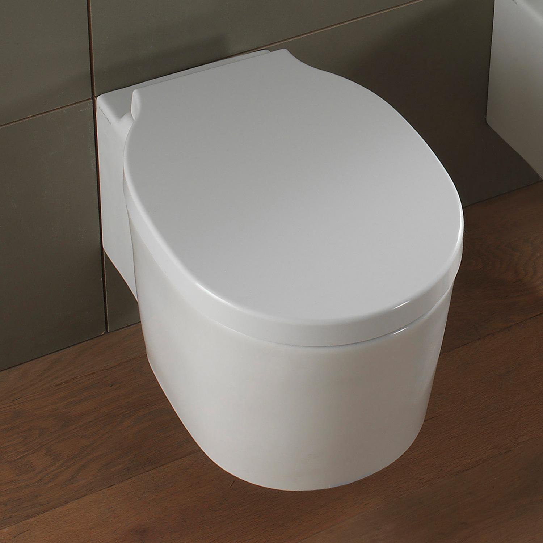 scarabeo bucket wandh ngendes wc ohne sp lrand l 53 5 b 36 cm wei 8812cl reuter onlineshop. Black Bedroom Furniture Sets. Home Design Ideas