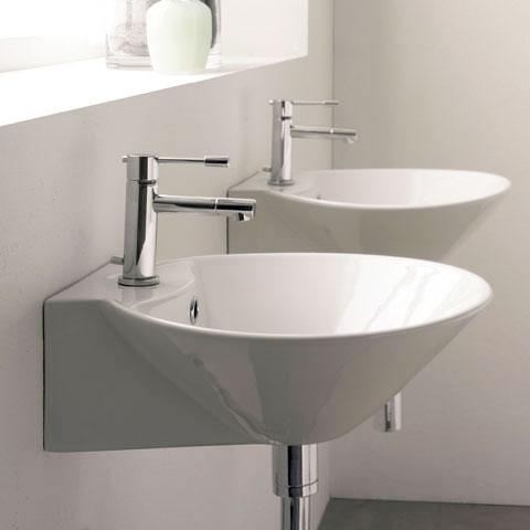 scarabeo cono r waschtisch schwarz 8010r35 reuter. Black Bedroom Furniture Sets. Home Design Ideas