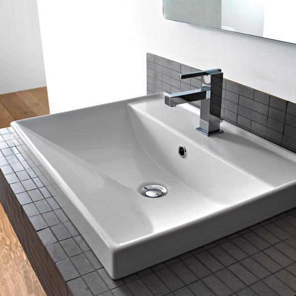 scarabeo ml waschtisch einbau oder wandh ngemodell wei 3001 reuter onlineshop. Black Bedroom Furniture Sets. Home Design Ideas