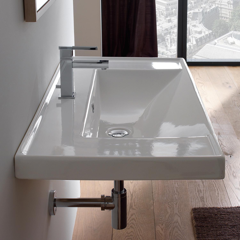 scarabeo ml waschtisch einbau oder wandh ngemodell wei 3002 reuter onlineshop. Black Bedroom Furniture Sets. Home Design Ideas
