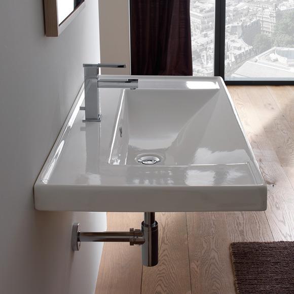 scarabeo ml waschtisch einbau oder wandh ngemodell wei 3005 reuter onlineshop. Black Bedroom Furniture Sets. Home Design Ideas