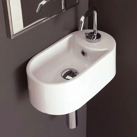 scarabeo seventy waschtisch wei 8093b reuter onlineshop. Black Bedroom Furniture Sets. Home Design Ideas