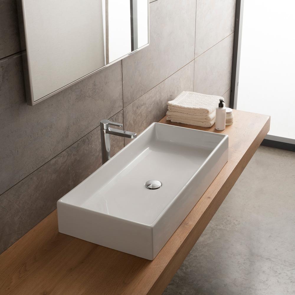aufsatzwaschbecken sanit r und armaturen einebinsenweisheit. Black Bedroom Furniture Sets. Home Design Ideas