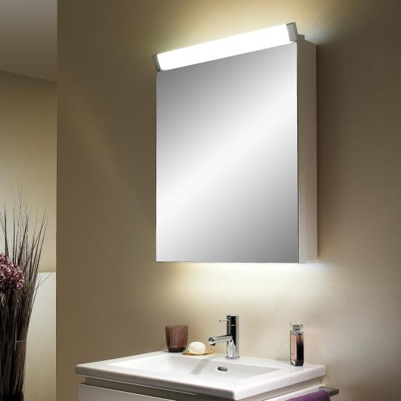 spiegelschrank 50 cm preisvergleiche erfahrungsberichte. Black Bedroom Furniture Sets. Home Design Ideas