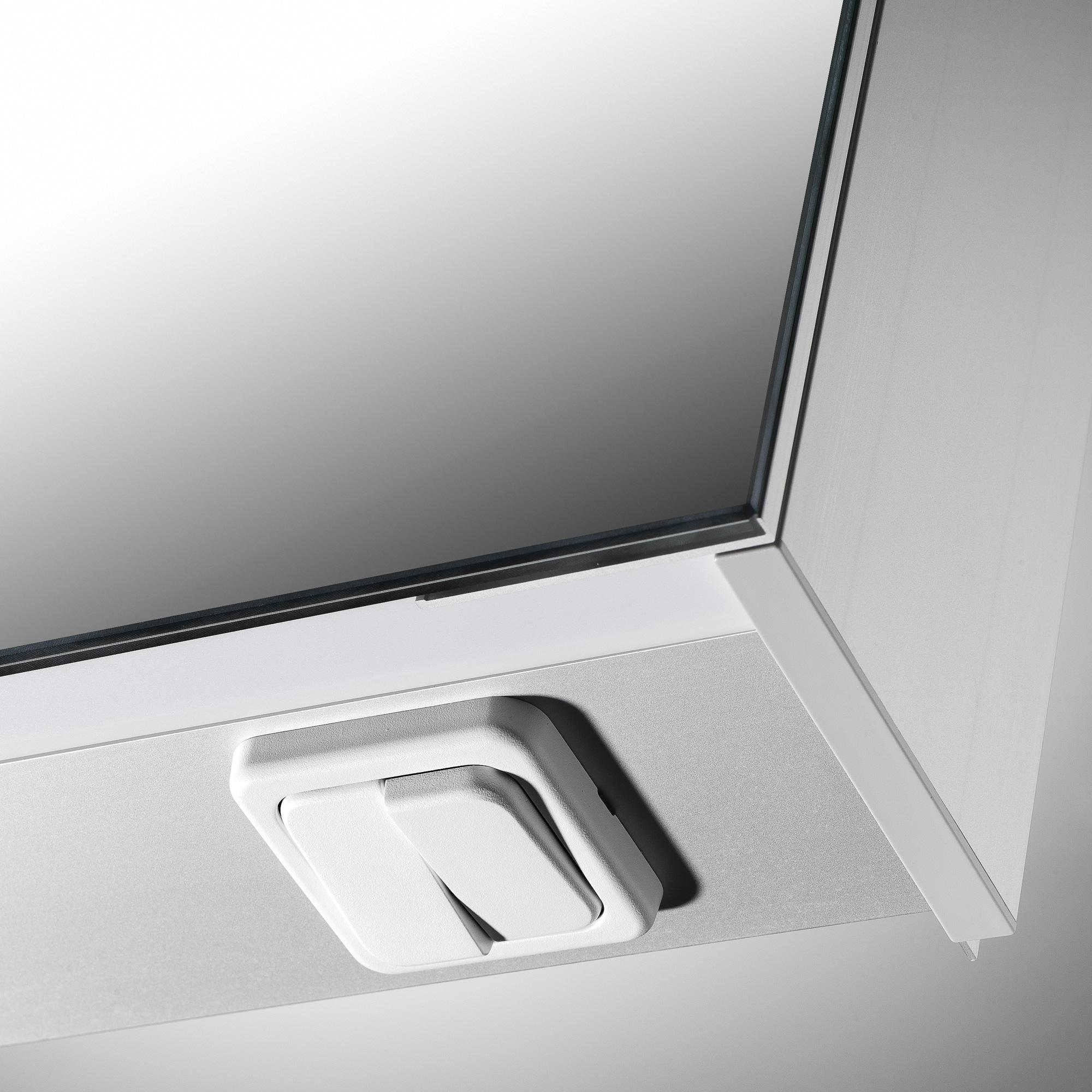 schneider arangaline spiegelschrank b 60 h 70 t 12 cm mit 1 t r links. Black Bedroom Furniture Sets. Home Design Ideas