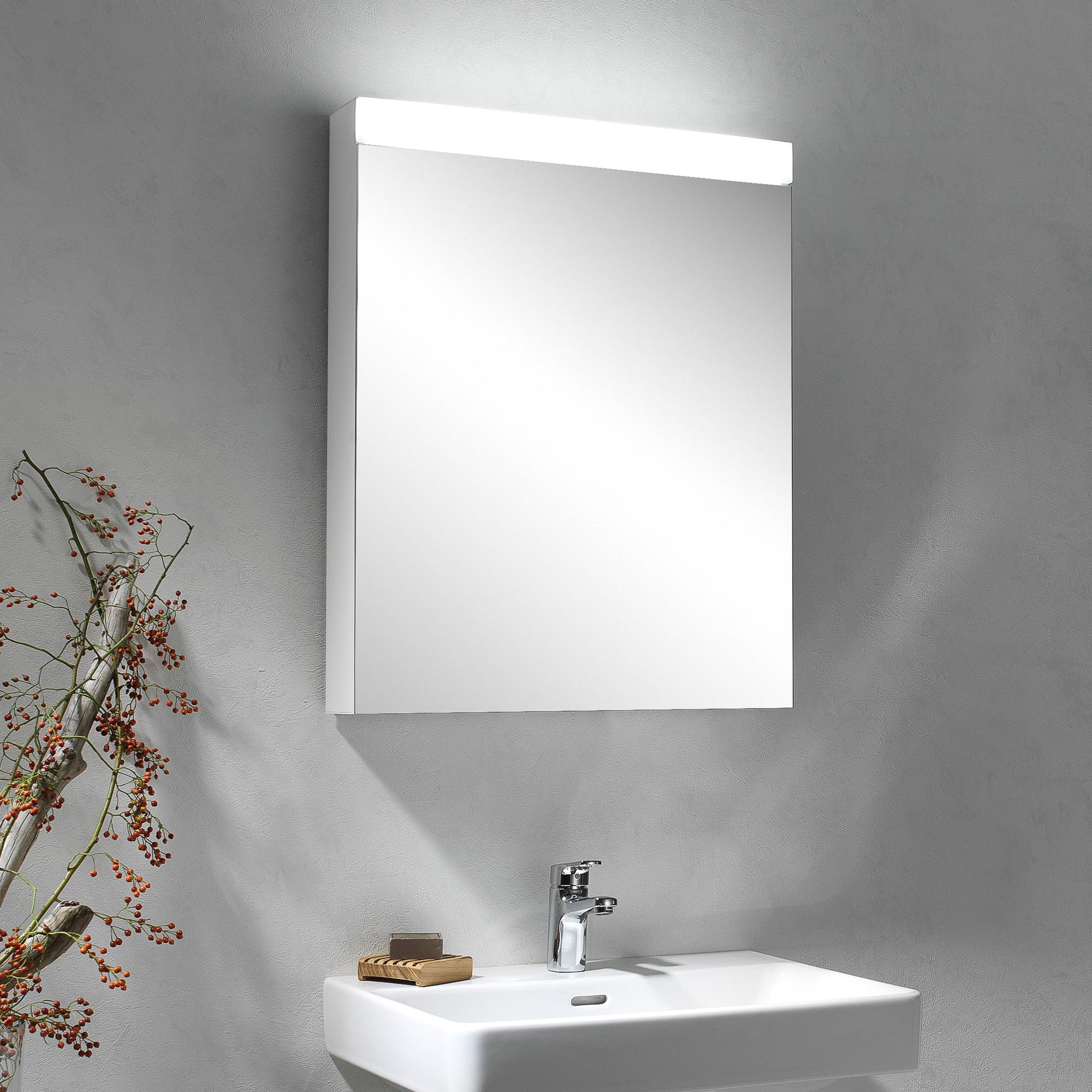 Schneider pataline spiegelschrank b 60 h 70 t 12 cm mit 1 t r reuter - Spiegelschrank 12 cm tief ...