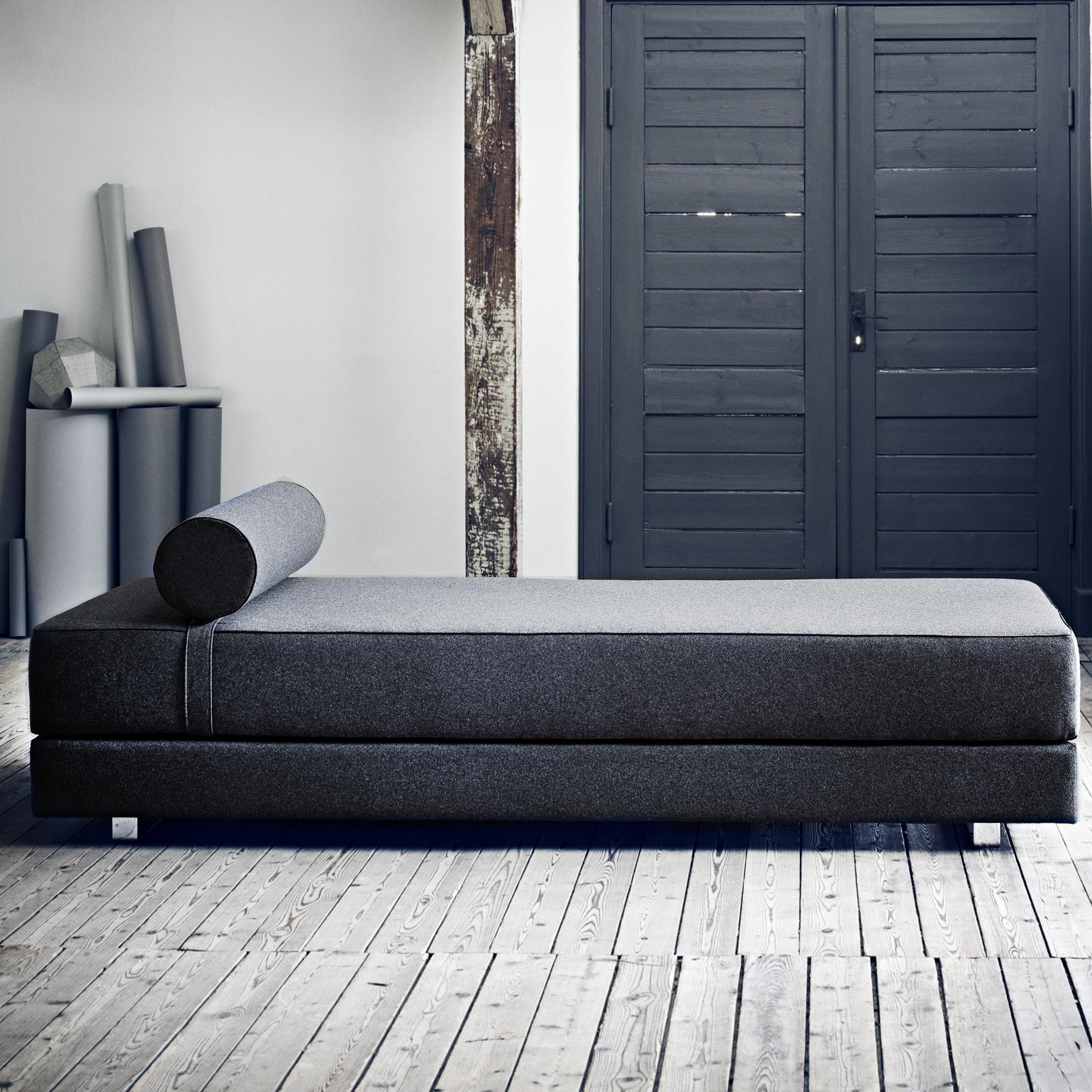 softline lubi schlafsofa mit taschenfederkern 2 201 610. Black Bedroom Furniture Sets. Home Design Ideas