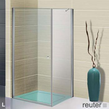 sprinz sprinter plus t r mit seitenwand kristall hell spriclean silber hochglanz wem 98 3 100. Black Bedroom Furniture Sets. Home Design Ideas