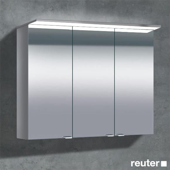 ... Spiegelschrank mit Paneel-Beleuchtung ohne Hintergrundbeleuchtung