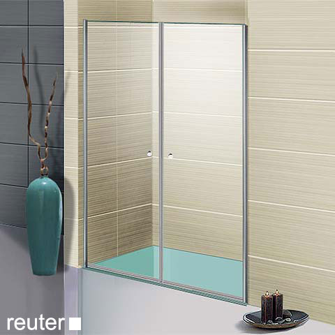 sprinz sprinter plus t r in nische kristall hell silber hochglanz wem 96 5 100 cm. Black Bedroom Furniture Sets. Home Design Ideas