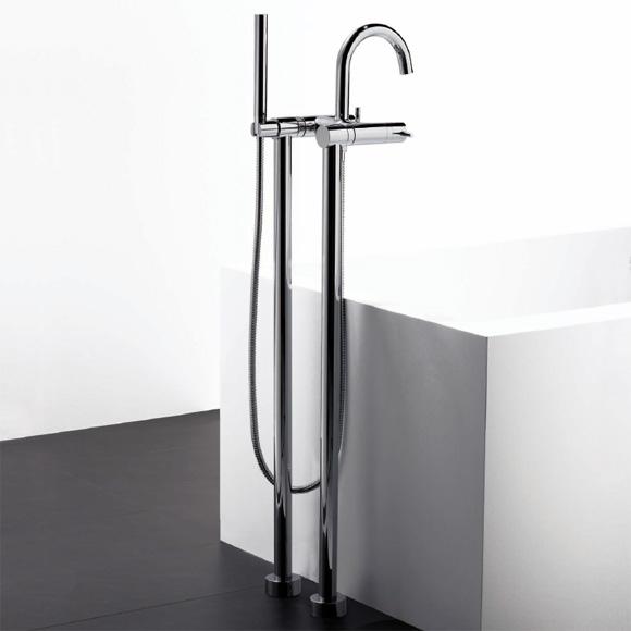 steinberg serie 100 freistehende wanne brause armatur. Black Bedroom Furniture Sets. Home Design Ideas