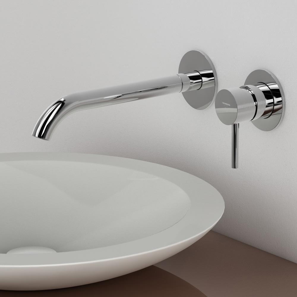 steinberg serie 100 waschtisch einhebelmischbatterie zur. Black Bedroom Furniture Sets. Home Design Ideas