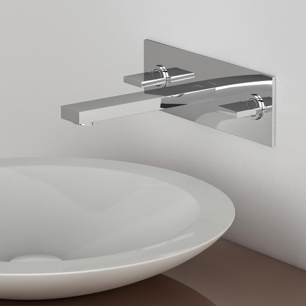 steinberg serie 160 3 loch waschtisch armatur zur. Black Bedroom Furniture Sets. Home Design Ideas