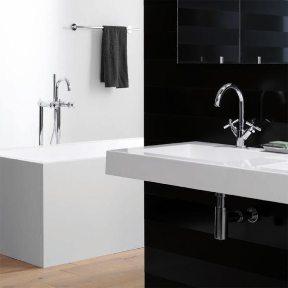 steinberg serie 250 freistehende wanne brause armatur. Black Bedroom Furniture Sets. Home Design Ideas