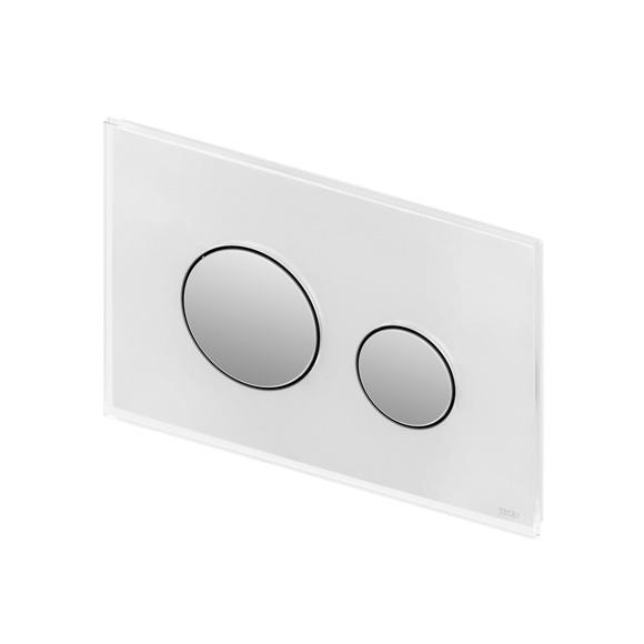tece loop glas wc bet tigungsplatte f r 2 mengen technik wei chrom gl nzend 9240660 reuter. Black Bedroom Furniture Sets. Home Design Ideas
