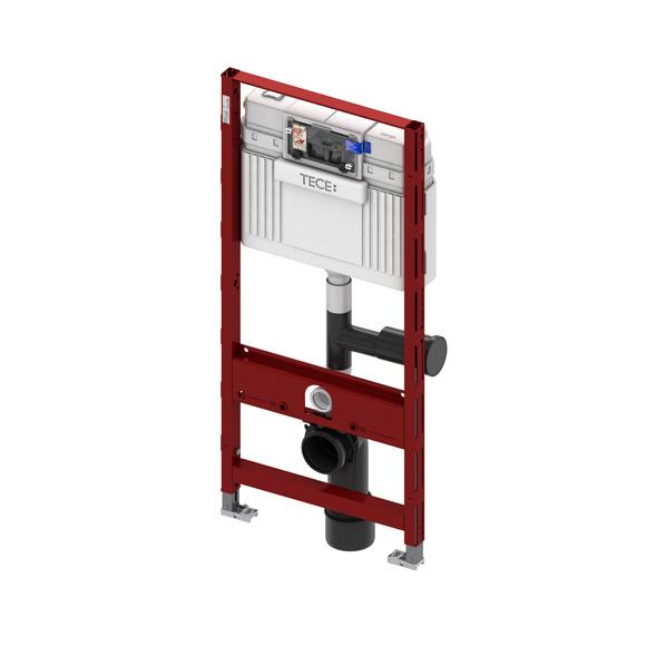 tece profil wc modul mit tece sp lkasten mit anschluss f r geruchsabsaugung h 1120 mm. Black Bedroom Furniture Sets. Home Design Ideas