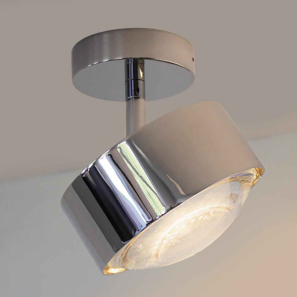 top light puk maxx turn downlight led deckenleuchte 2. Black Bedroom Furniture Sets. Home Design Ideas