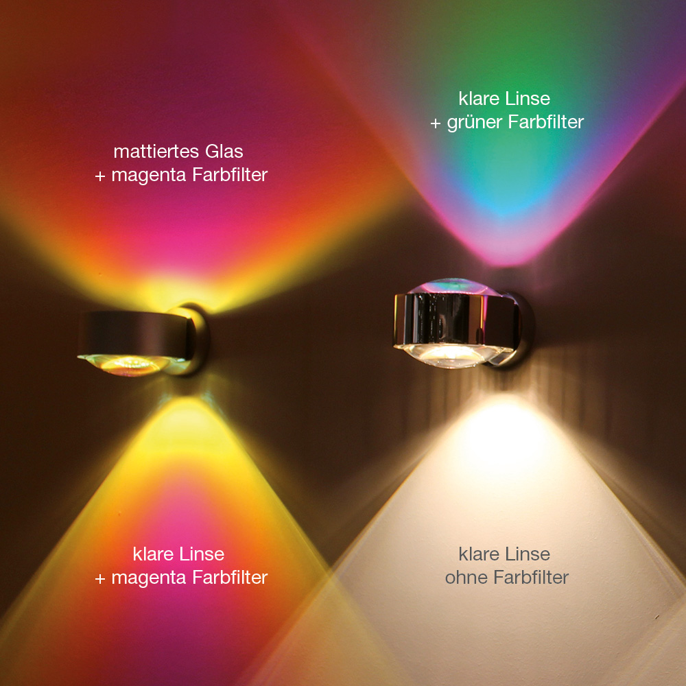 top light puk maxx wall led wandleuchte 2 30812 reuter onlineshop. Black Bedroom Furniture Sets. Home Design Ideas