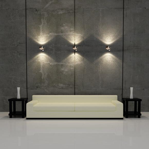 top light puk side single deckenleuchte 2 0822 reuter onlineshop. Black Bedroom Furniture Sets. Home Design Ideas