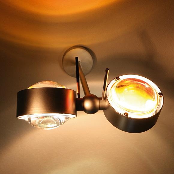 top light puk side easy twin deckenleuchte wandleuchte 2 0843 reuter onlineshop. Black Bedroom Furniture Sets. Home Design Ideas