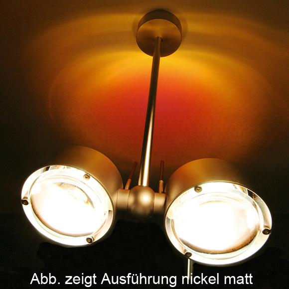 top light puk side twin deckenleuchte 2 08102 reuter onlineshop. Black Bedroom Furniture Sets. Home Design Ideas