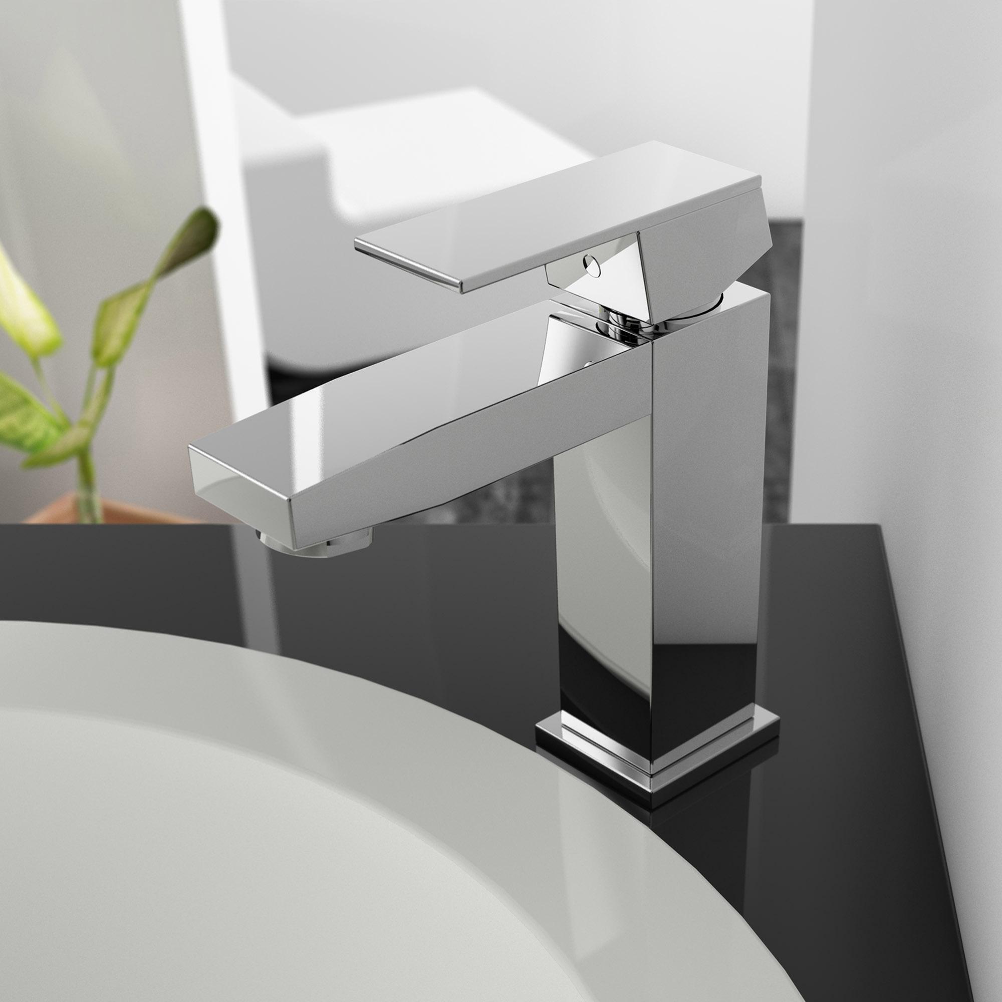 treos serie 175 einhebel waschtischarmatur mit ablaufgarnitur. Black Bedroom Furniture Sets. Home Design Ideas