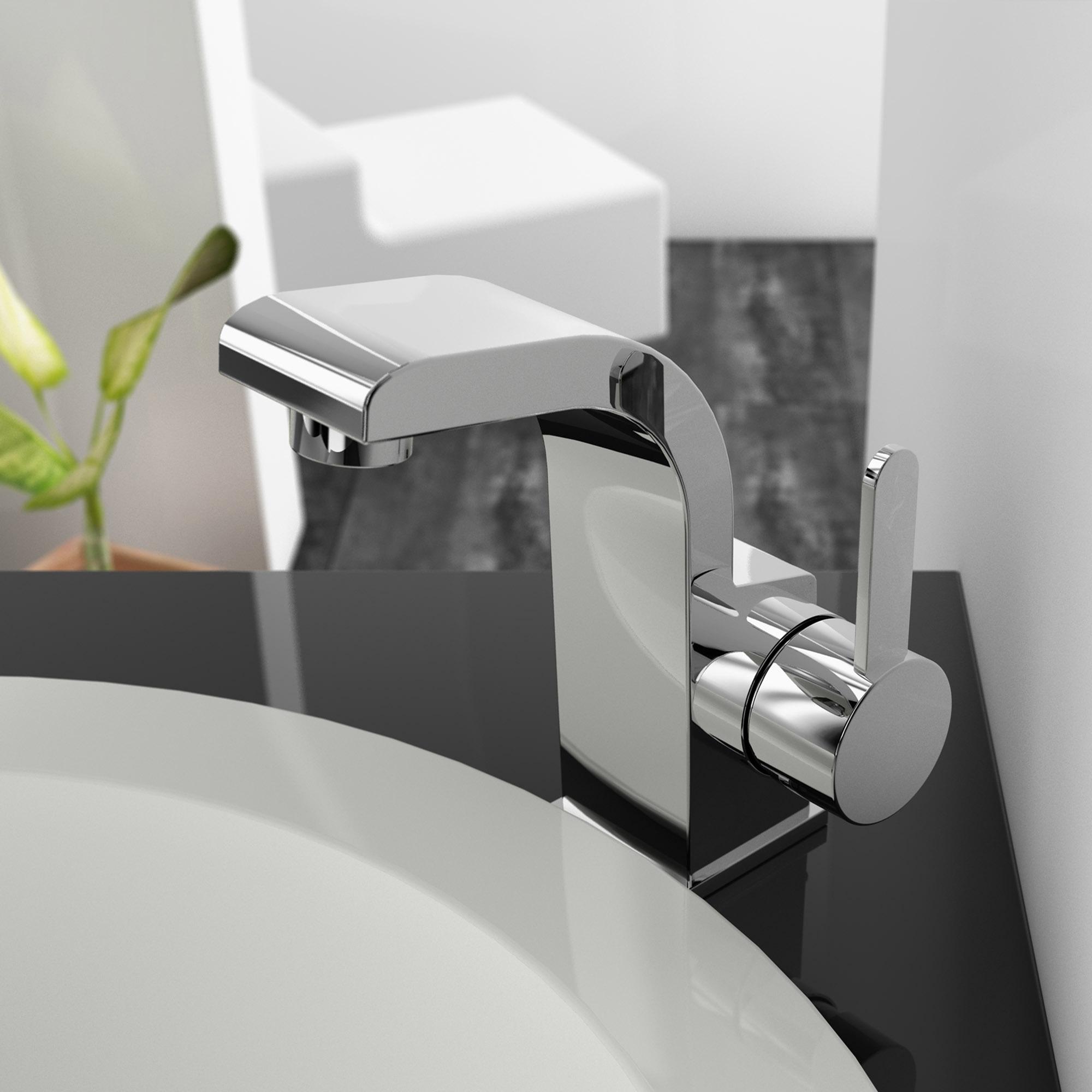 treos serie 198 einhebel waschtischarmatur mit. Black Bedroom Furniture Sets. Home Design Ideas