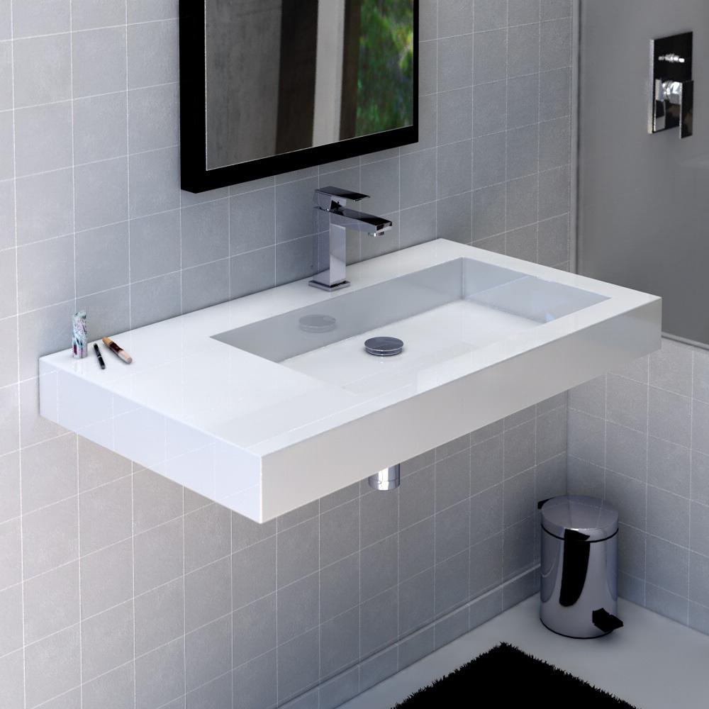 treos serie 700 mineralguss waschbecken. Black Bedroom Furniture Sets. Home Design Ideas