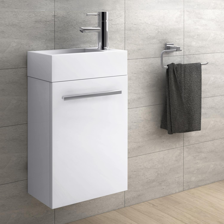 treos serie 900 handwaschbecken mit unterschrank white reuter onlineshop