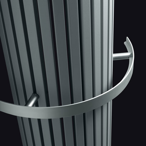 vasco carr cr a viertelrund heizk rper h he 1400 mm 810. Black Bedroom Furniture Sets. Home Design Ideas