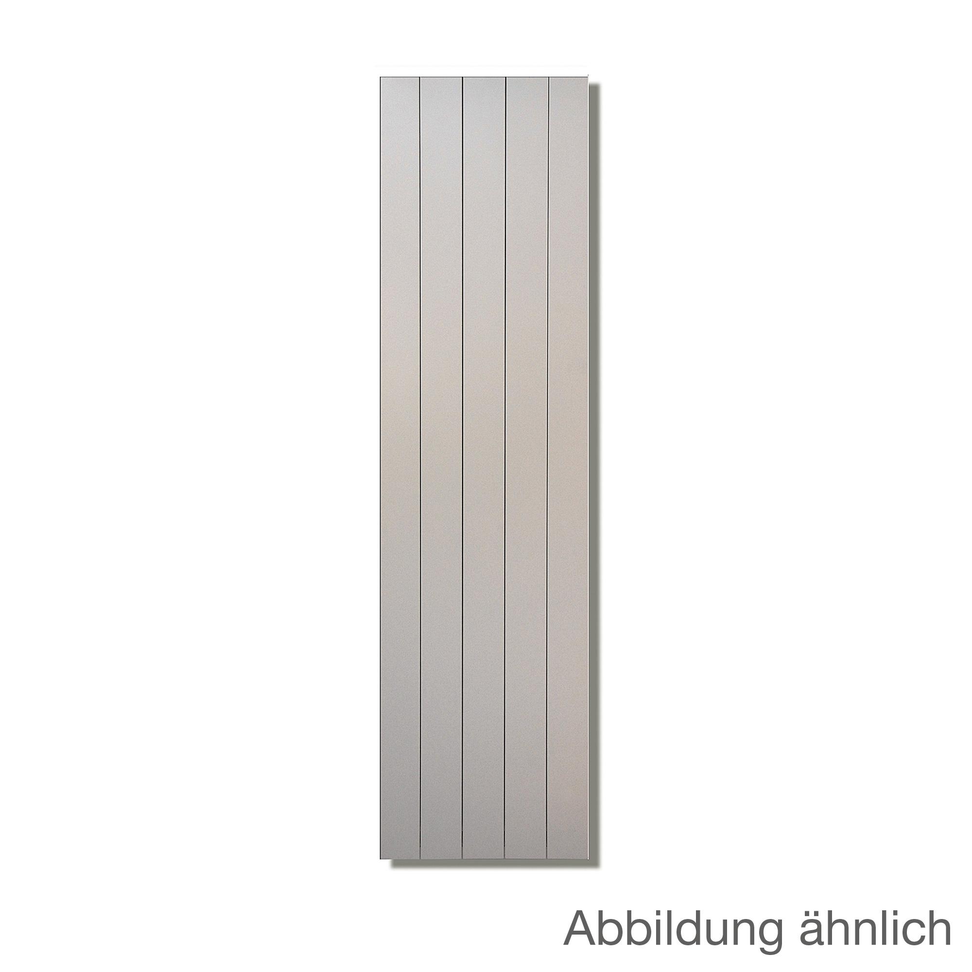 vasco zaros vertikal v100 heizk rper h he 1600 mm wei breite 600 mm 8 rohre 2110 watt. Black Bedroom Furniture Sets. Home Design Ideas