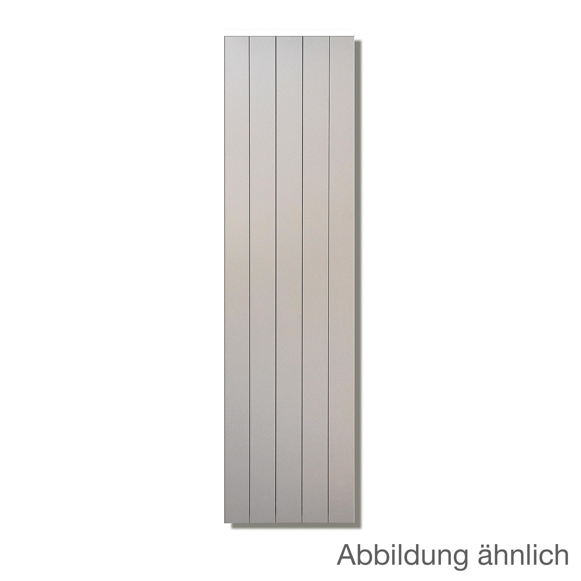 vasco zaros vertikal v75 heizk rper h he 2000 mm wei breite 375 mm 5 rohre 1403 watt. Black Bedroom Furniture Sets. Home Design Ideas