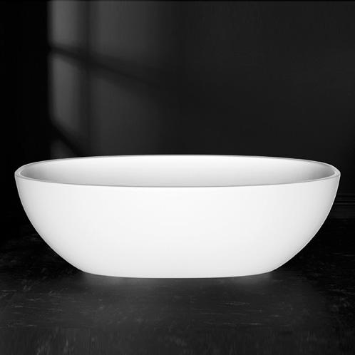 victoria albert barcelona freestanding bath white bar n sw reuter onlineshop. Black Bedroom Furniture Sets. Home Design Ideas