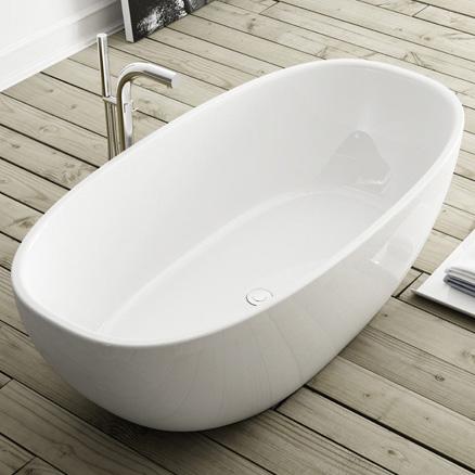 victoria albert barcelona freistehende badewanne wei bar n sw reuter onlineshop. Black Bedroom Furniture Sets. Home Design Ideas