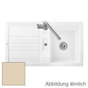 villeroy boch flavia 50 sp le mit handbet tigung b 90 t 51 cm sand ohne lochbohrung. Black Bedroom Furniture Sets. Home Design Ideas