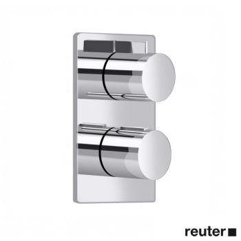 villeroy boch cult just up thermostat mit einweg mengenregulierung chrom 36425960 00. Black Bedroom Furniture Sets. Home Design Ideas