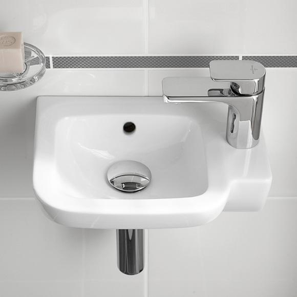 villeroy boch sentique handwaschbecken 532336 preisvergleich preis ab 134 09 baumarkt. Black Bedroom Furniture Sets. Home Design Ideas