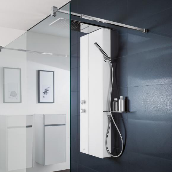 duschpaneel glas sonstige preisvergleiche erfahrungsberichte und kauf bei nextag. Black Bedroom Furniture Sets. Home Design Ideas
