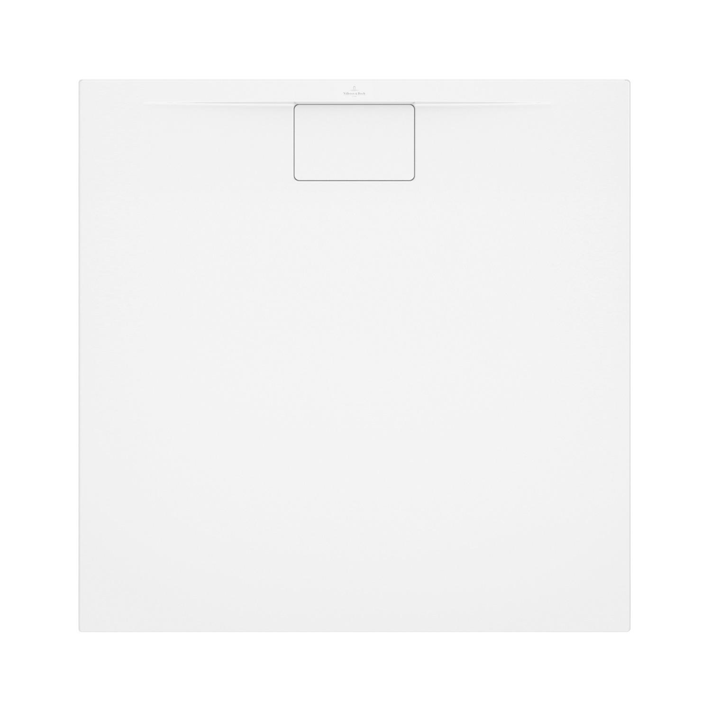 villeroy boch architectura metalrim duschwanne flach randh he 4 8 cm starwhite. Black Bedroom Furniture Sets. Home Design Ideas
