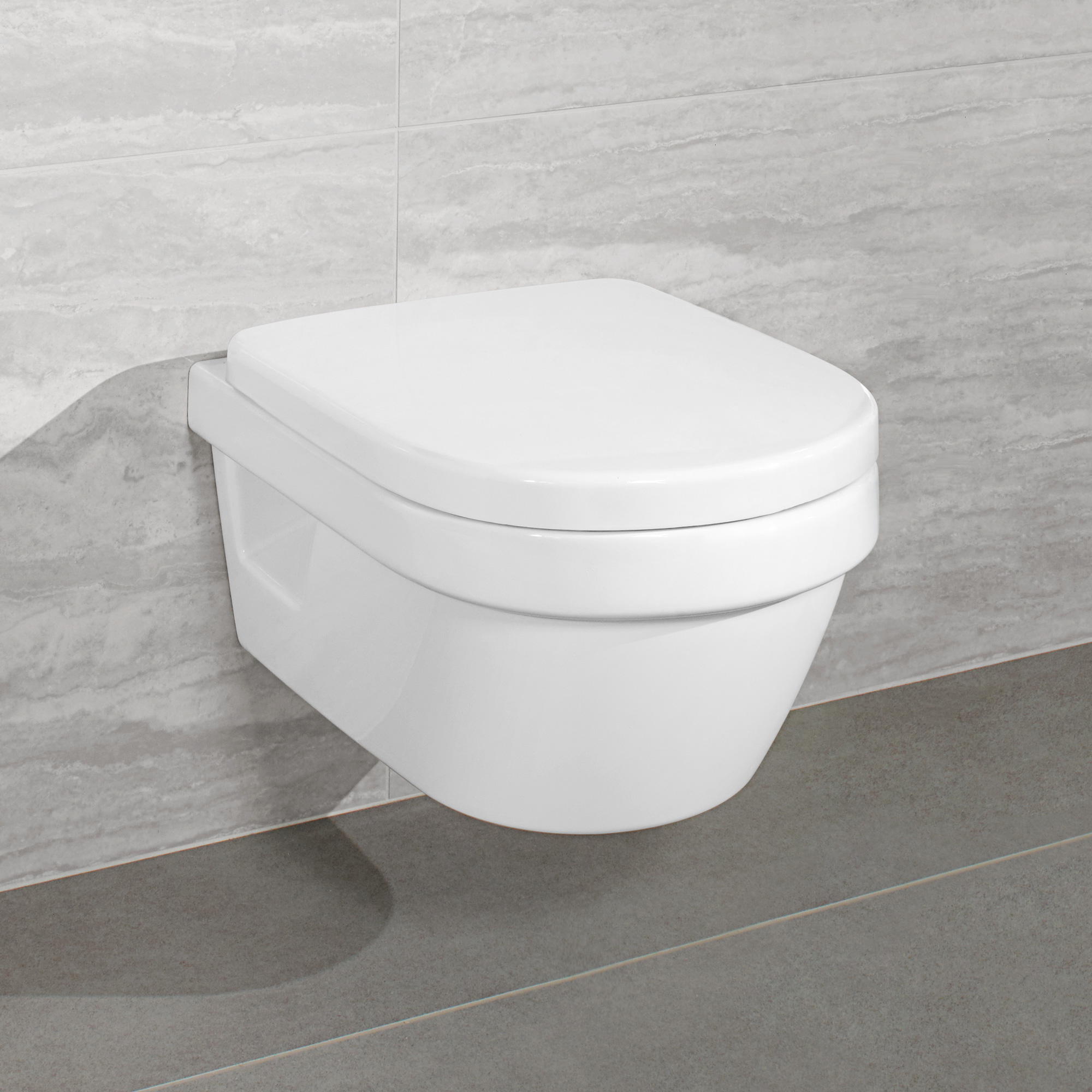 villeroy boch architectura wc sitz compact wei. Black Bedroom Furniture Sets. Home Design Ideas