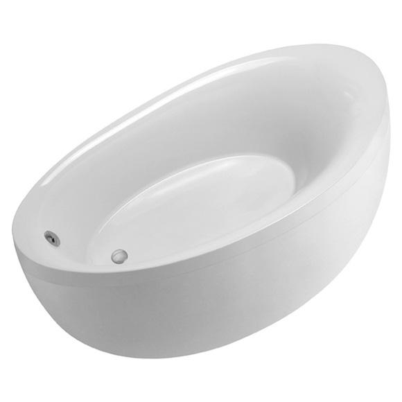 villeroy boch aveo freestanding bath white. Black Bedroom Furniture Sets. Home Design Ideas