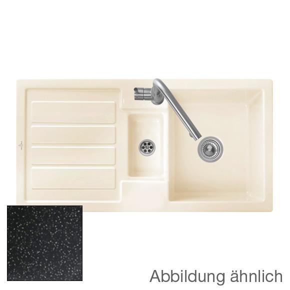 villeroy boch flavia 60 sp le mit handbet tigung b 101 t 51 cm chromit gl nzend ohne. Black Bedroom Furniture Sets. Home Design Ideas