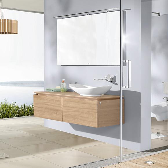 villeroy boch legato led waschtischunterschrank ulme. Black Bedroom Furniture Sets. Home Design Ideas