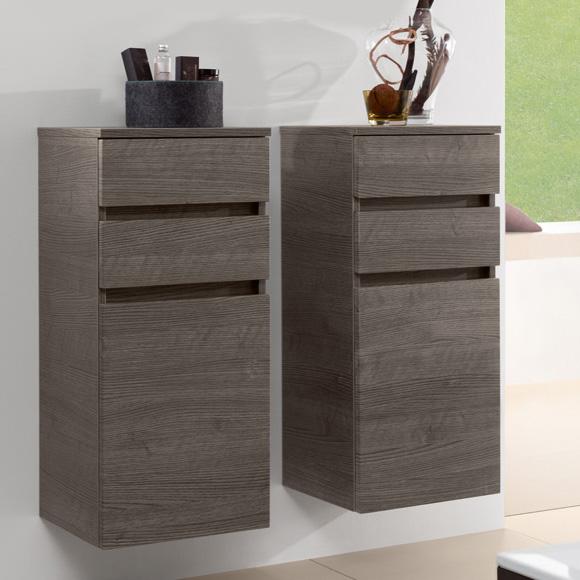 villeroy boch legato seitenschrank eiche graphit b21101fq reuter onlineshop. Black Bedroom Furniture Sets. Home Design Ideas
