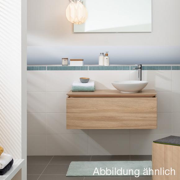 villeroy boch legato waschtischunterschrank glossy white b10800dh reuter onlineshop. Black Bedroom Furniture Sets. Home Design Ideas